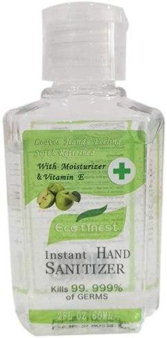 Eco Finest Instant Hand Sanitizer Apple 60ML