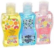 Hand Sanitizer Fresh Fruit-Ocean Breeze-Japanese Blossom 30ml
