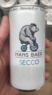 Hans Baer SECCO Bärenmotiv Getränkedose