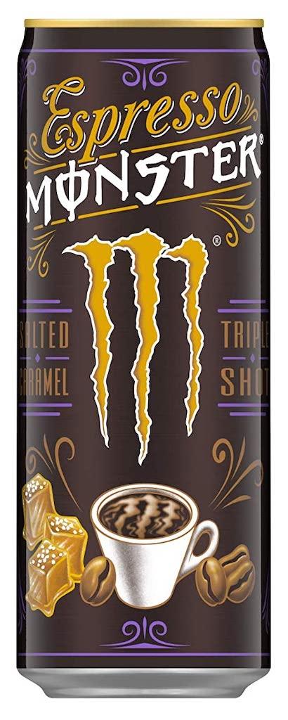Monster Espresso Salte Caramel Tripple Shot