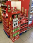 Pringles Midi Size Coca Cola Display