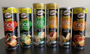 Pringles-Dosen Rice Infusion