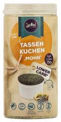Soulfood Tassenkuchen Mohn Lower Carb