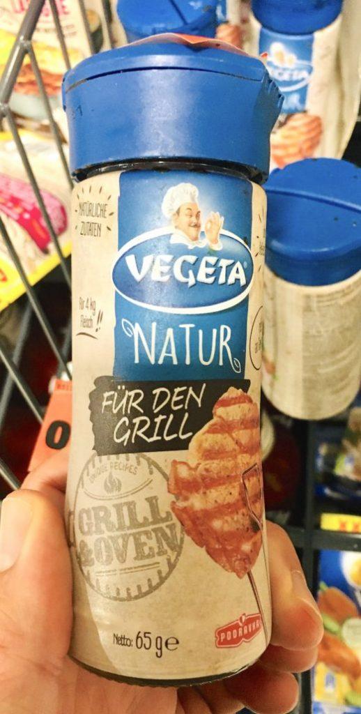 VEGETA Natur Für den Grill 65G