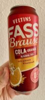 Veltins Fassbrause Cola-Orange Alkoholfrei