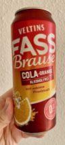 Veltins Fassbrause Cola-Orange Alkoholfrei