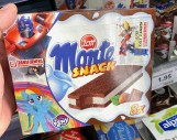 Aldi Zott Monte Snack 8er Transformers-My little Pony