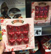 Baileys Strawberres+Cream Chocolate 90G