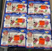 Danone Fruchtzwerge 6er Nutri-Score reduziert