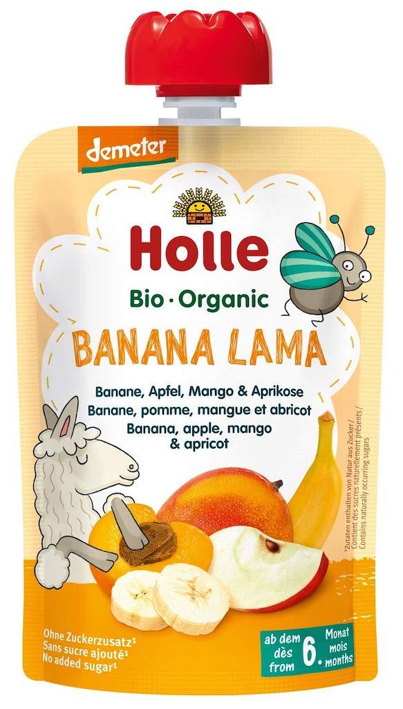 Demeter Holle Bio Banana Lama Quetschie