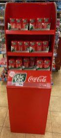 Ferrero TicTac Coca Cola Display