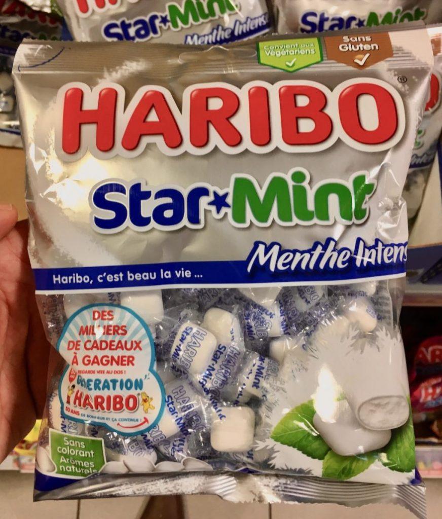 Haribo Star-Mint