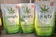 Hempfy Cannabis Drink Bitter Lime im Beutel