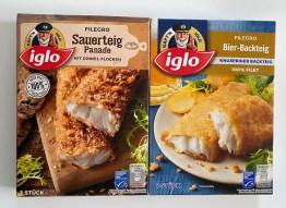 Iglo Fisch-TK Sauerteig-Panade+Bierbackteig