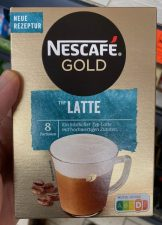 Nestlé Nescafé Gold Typ Latte Nutri-Score