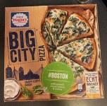 Nestlé Wagner Big City Pizza Boston Spinat-Cream Cheese-Zwiebeln
