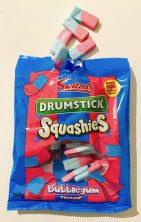 Swizzels Drumstick Squashies mit Bubblegum-Geschmack