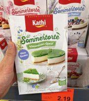 Kathi Sommertorte Waldmeister backmischung