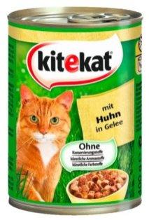 KiteKat mit Huhn in Gelee Katzenfutter
