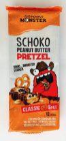 Little Peanut Monster Schoko Peanut Butter Pretzel Classic Pretzel Style 12er