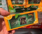 Nestlé After Eight Orange