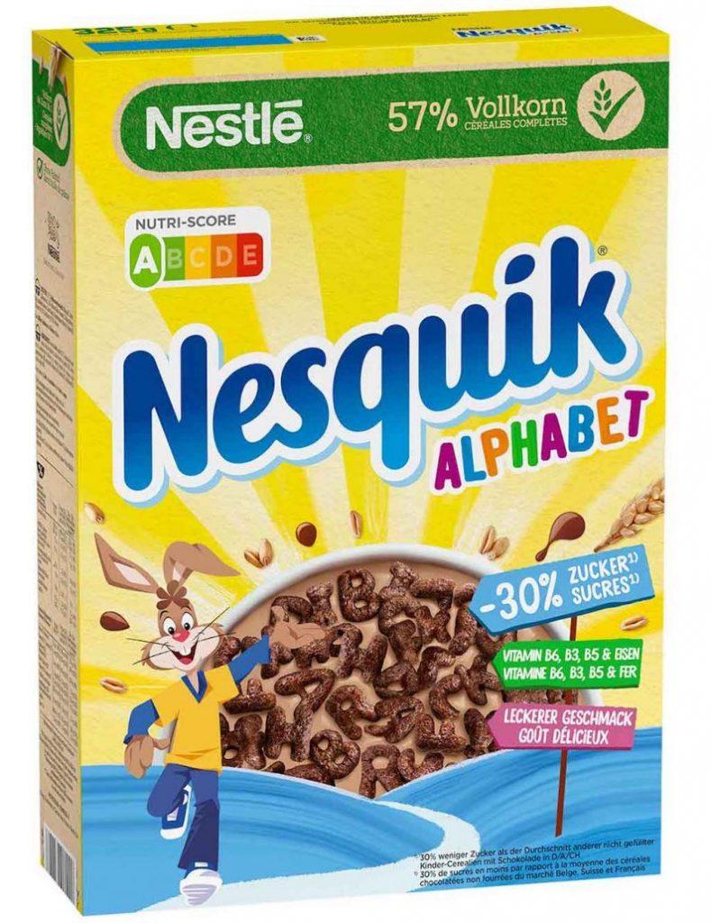 Nestlé Nesquik Alphabet 325g