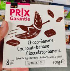 Coop Prix Garantie Choco-Banane 200G 8er Schweiz