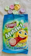 Flaggis Mimki extra ssssumivé Brausetaler aus Tschechien