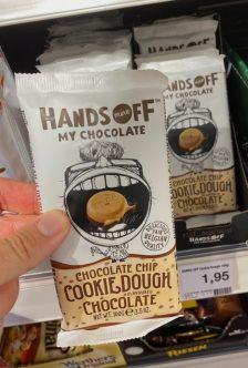 Hands off mine My Chocolate Chocolate Chip Cookie Dough Chocolate 100G