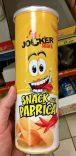 Jocker Snacks Stapelchips Snack Alla Paprica Italien