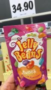 Lidl Tschechien Sugarland Jelly Beans Sweet 15 Flavours