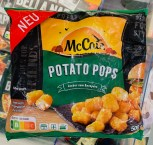 McCain Potato Pops 550G TK