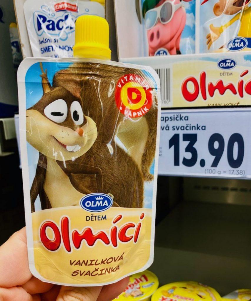 Olma Olmici Vanille Quetschie Tschechien