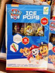 PAW Patrol ICE Pops Wassereis