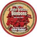 Echt Sylter Rote Grütze-Bonbons zuckerfrei Dose