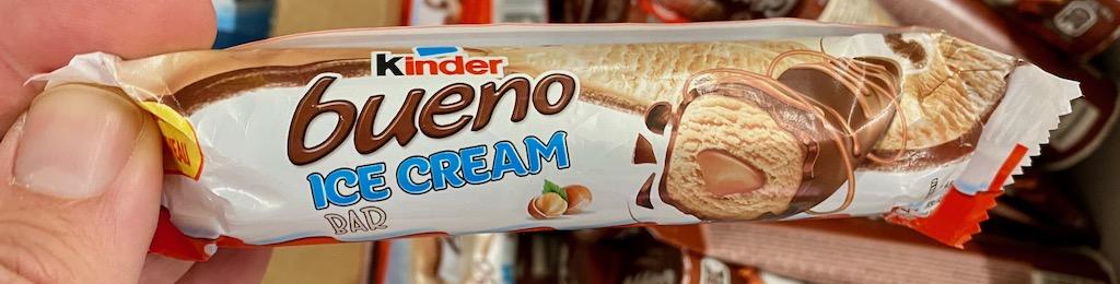 Ferrero KINDER Bueno Eiskrem