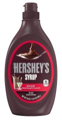 Hershey's Syrup Schokolade Topping 600G
