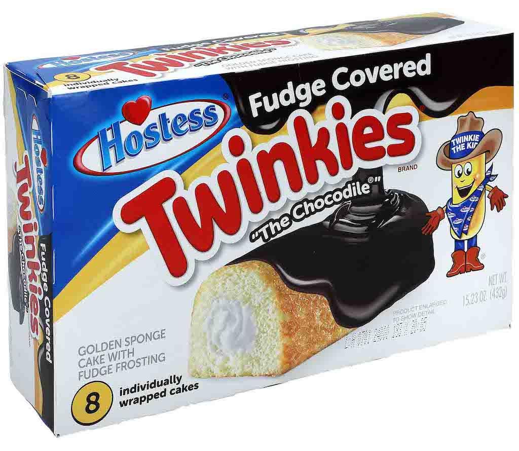 Hostess Fudge covered Twinkies 8er
