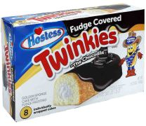 Hostess Fudge covered Twinkies 8er