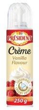 President Créme Vanilla Flavour 250G