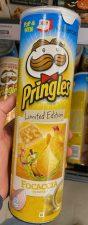 Pringles Limited Edition Focaccia 200G Polaroid Polen