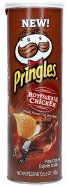 Pringles Rotisserie Chicken 158g