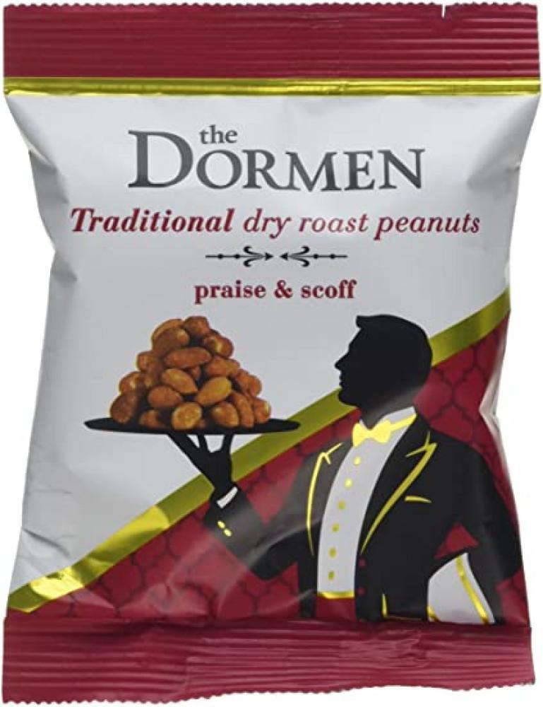 The Dormen Dry Roasted Peanuts 27g