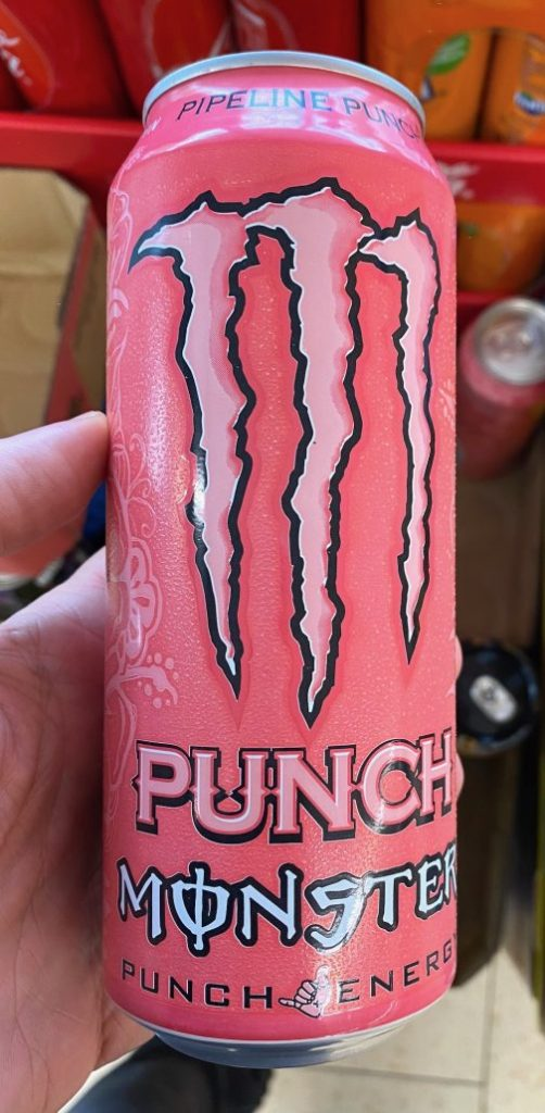 Monster Punch Energy Dose