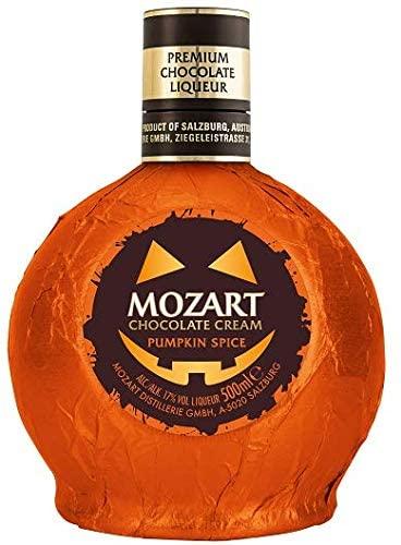 Mozart Likör Chocolate Cream Pumpkin Spice 500ml