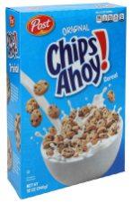 Post Original Chips Ahoy Cereal 340g