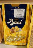 Perugina Baci Gold Caramel Limited Edition