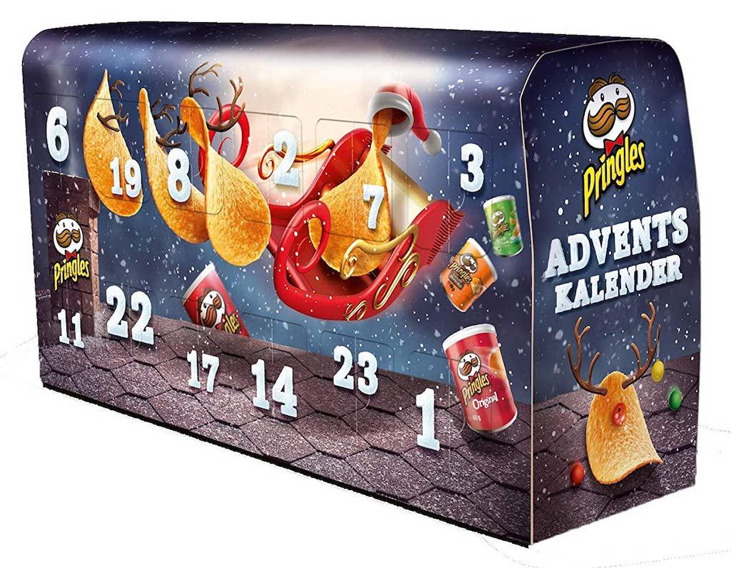 Pringles 24 Tage Adventskalender