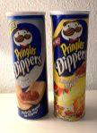 Pringles Dippers Pinch of Pepper+Mediterranea Salsa 170G