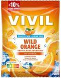 Vivil Erfrischungsbonbons Wild Orange ohne Zucker 88g